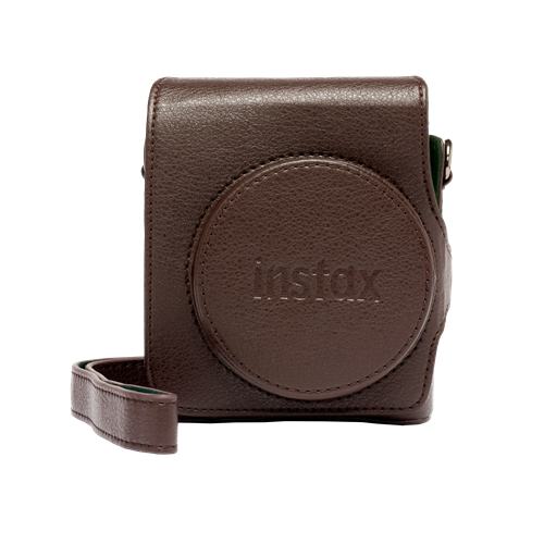 Case instax mini 90 - Brown