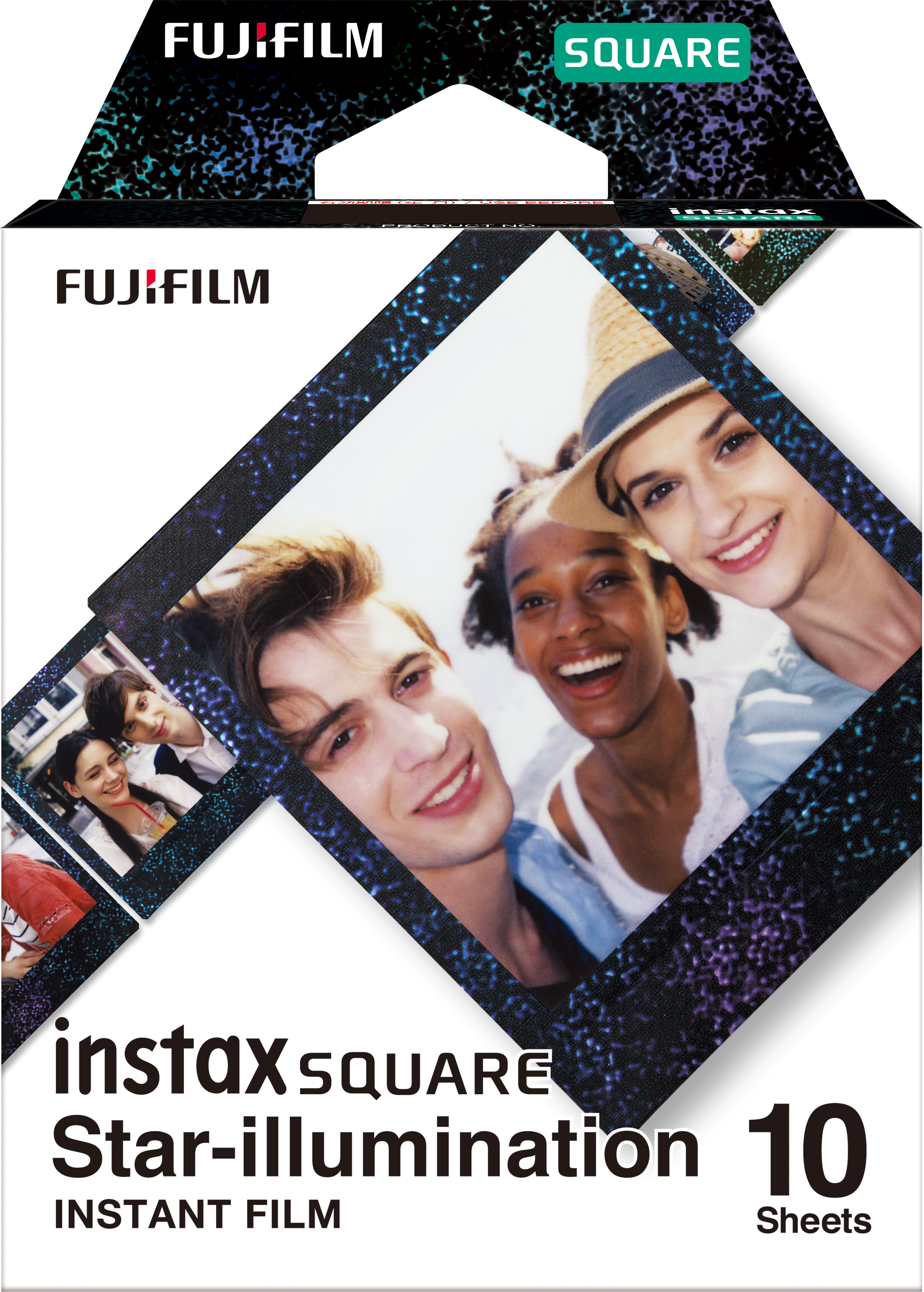 instax SQUARE film - Star Illumination