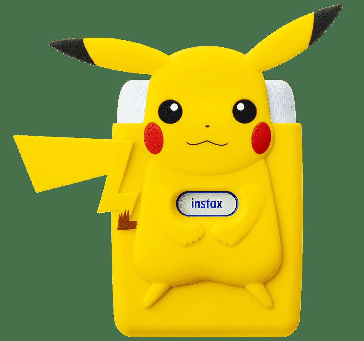 instax mini Link Pikachu Case Bundel