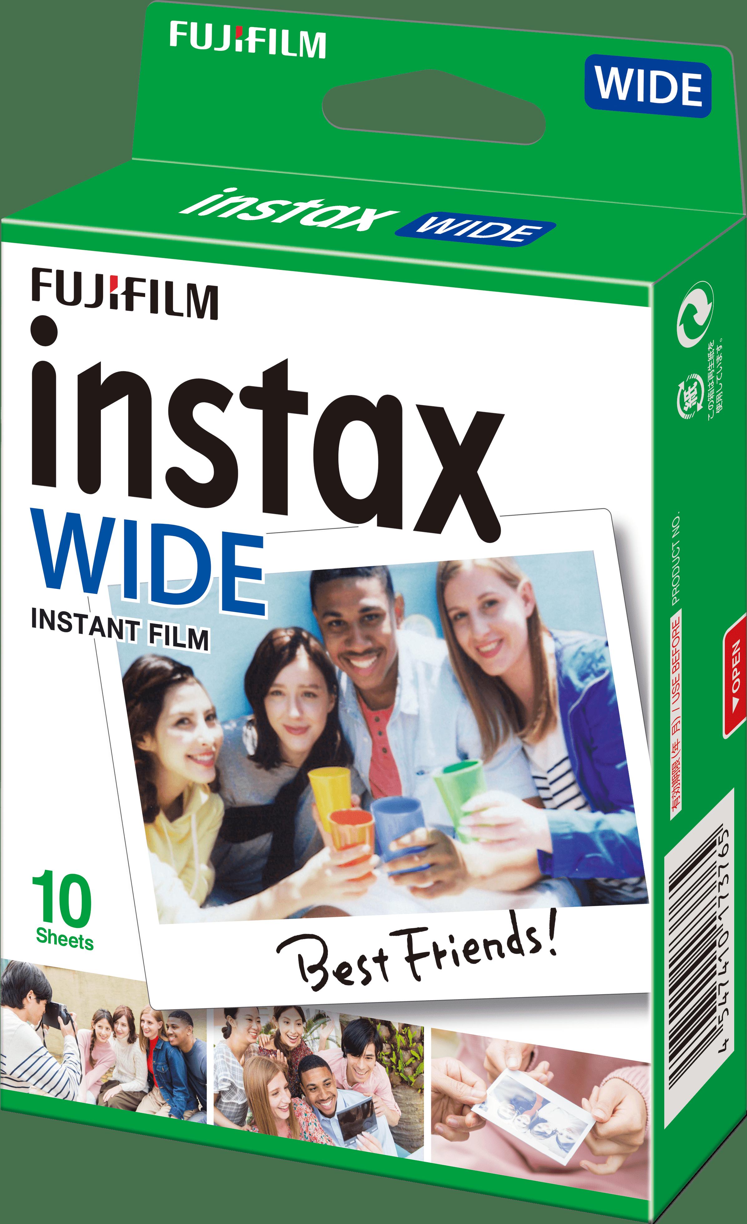 instax WIDE film enkelpak