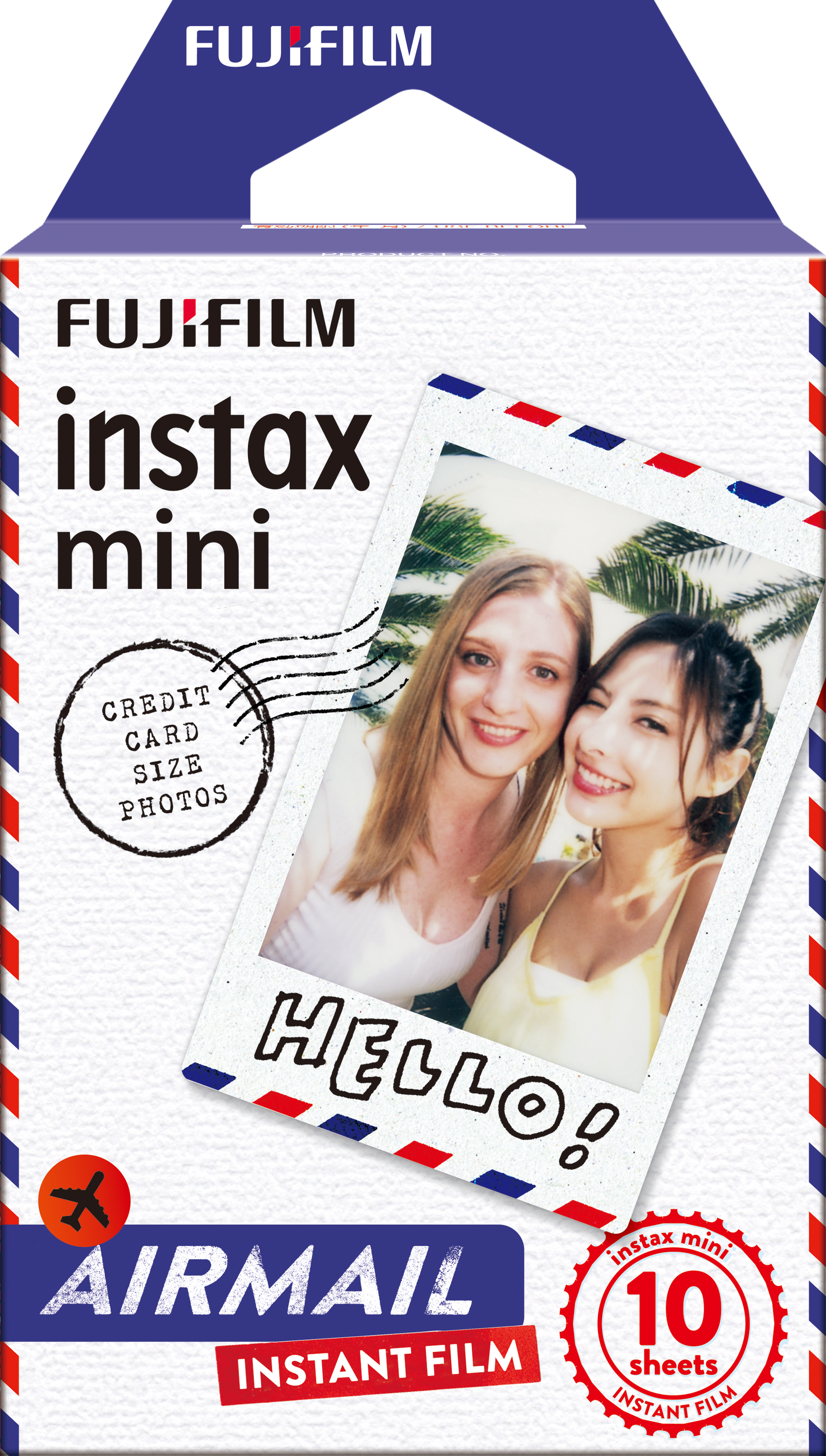instax mini film Air Mail