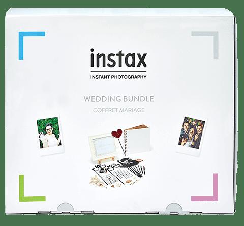 instax wedding bundel