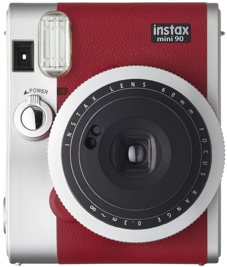 instax mini 90 Red