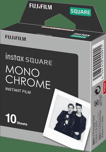 instax SQUARE film Monochrome