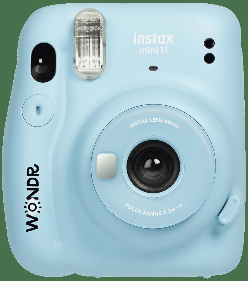 instax mini 11 WONDR Blue