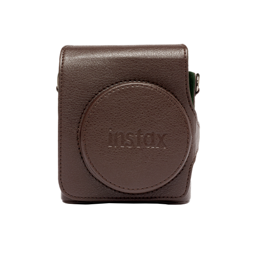 Case instax mini 90 - Brown