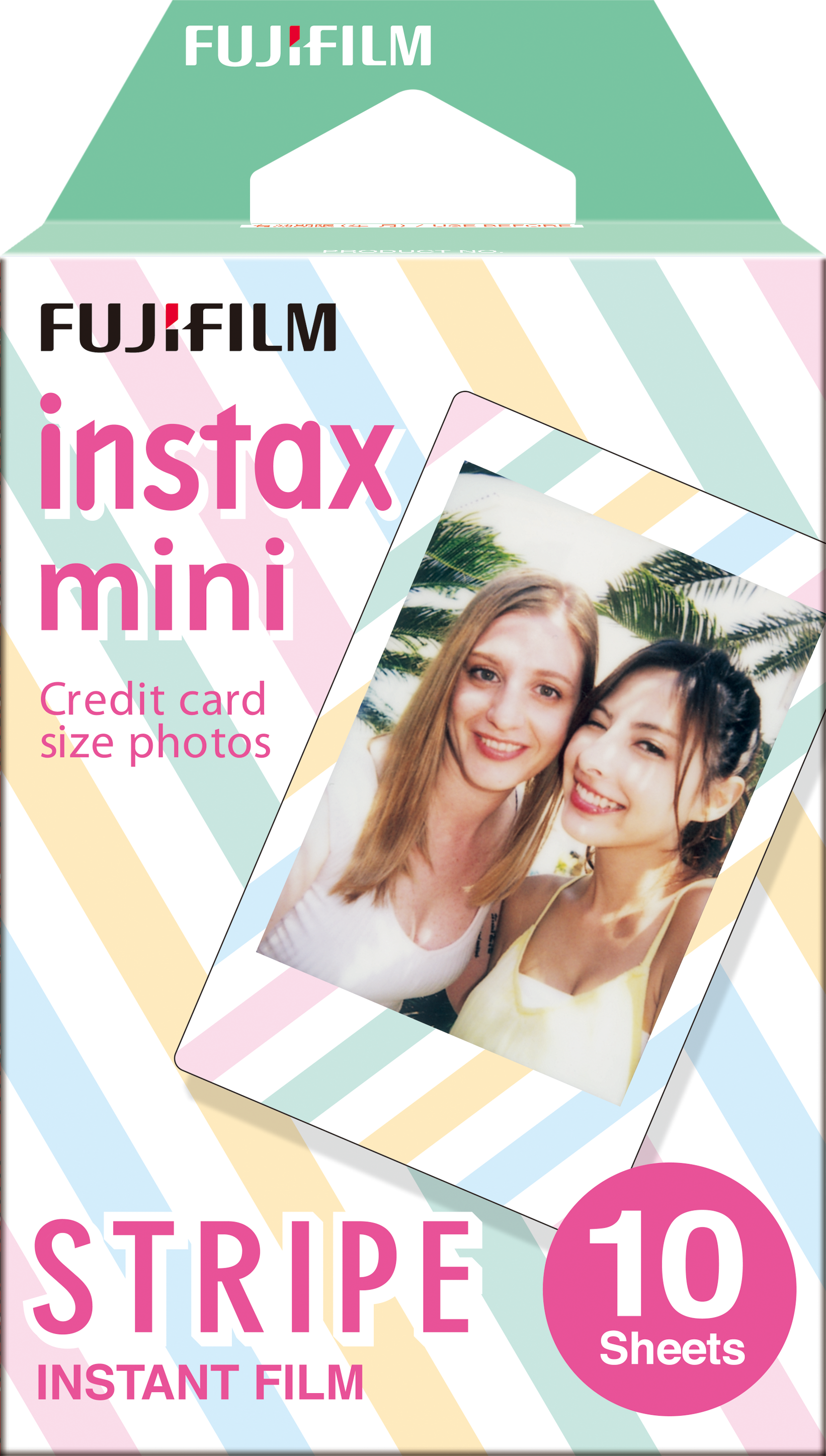 instax mini film Stripe