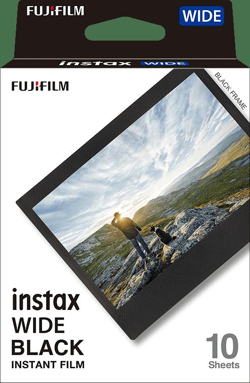 instax WIDE film Black Frame