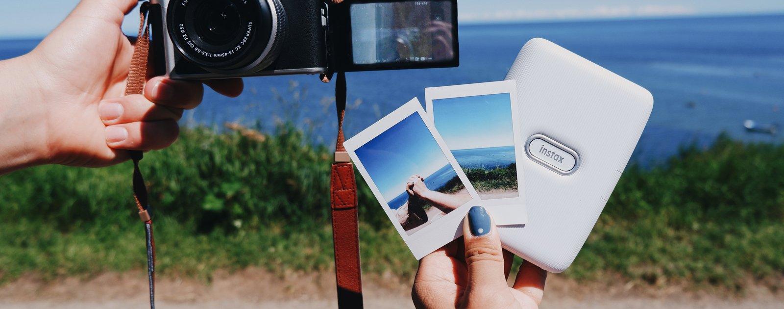 Haal jij het meeste uit jouw foto's? Print jouw zomer herinneringen!