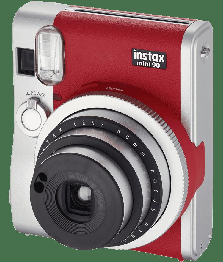 instax mini 90 Red
