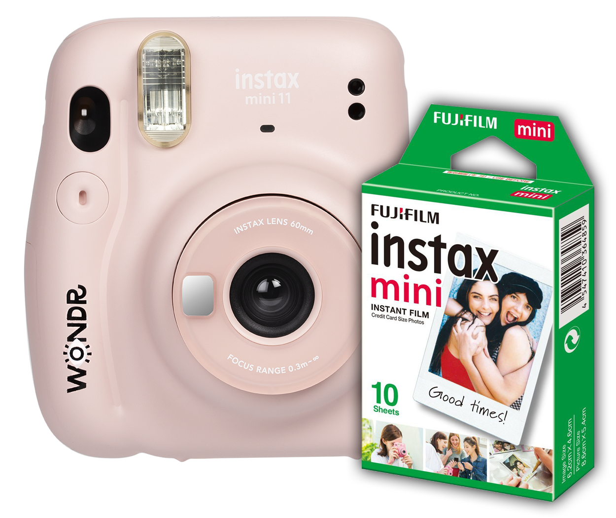 instax-mini-11-WONDR-pink-enkelpak-voorkant