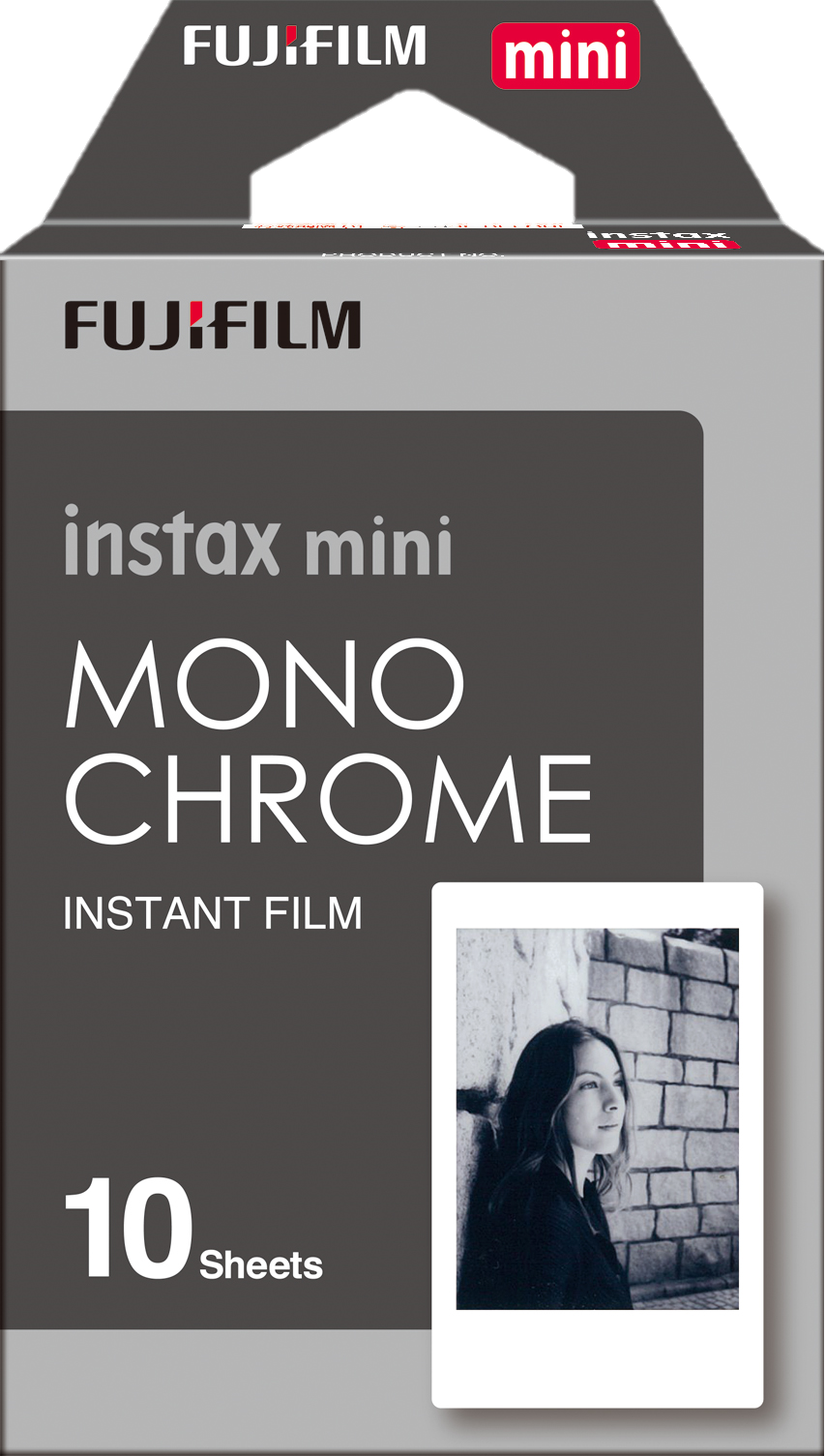 instax mini film Monochrome
