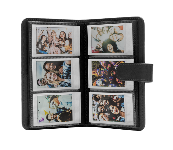 Album instax mini - Charcoal Gray