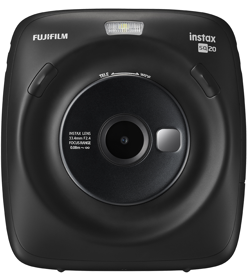 instax SQUARE SQ20 Black