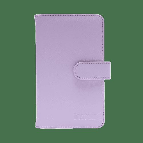 Album instax mini - Lilac Purple
