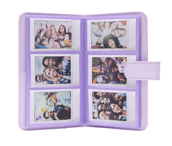 Album instax mini - Lilac Purple