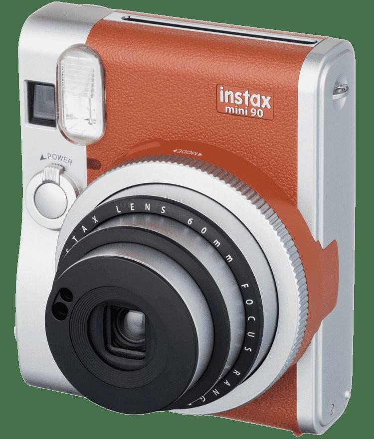 instax mini 90 Brown