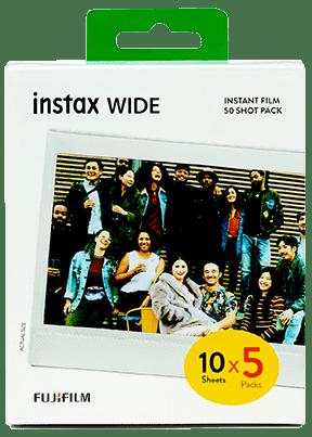 instax WIDE film vijftig pak
