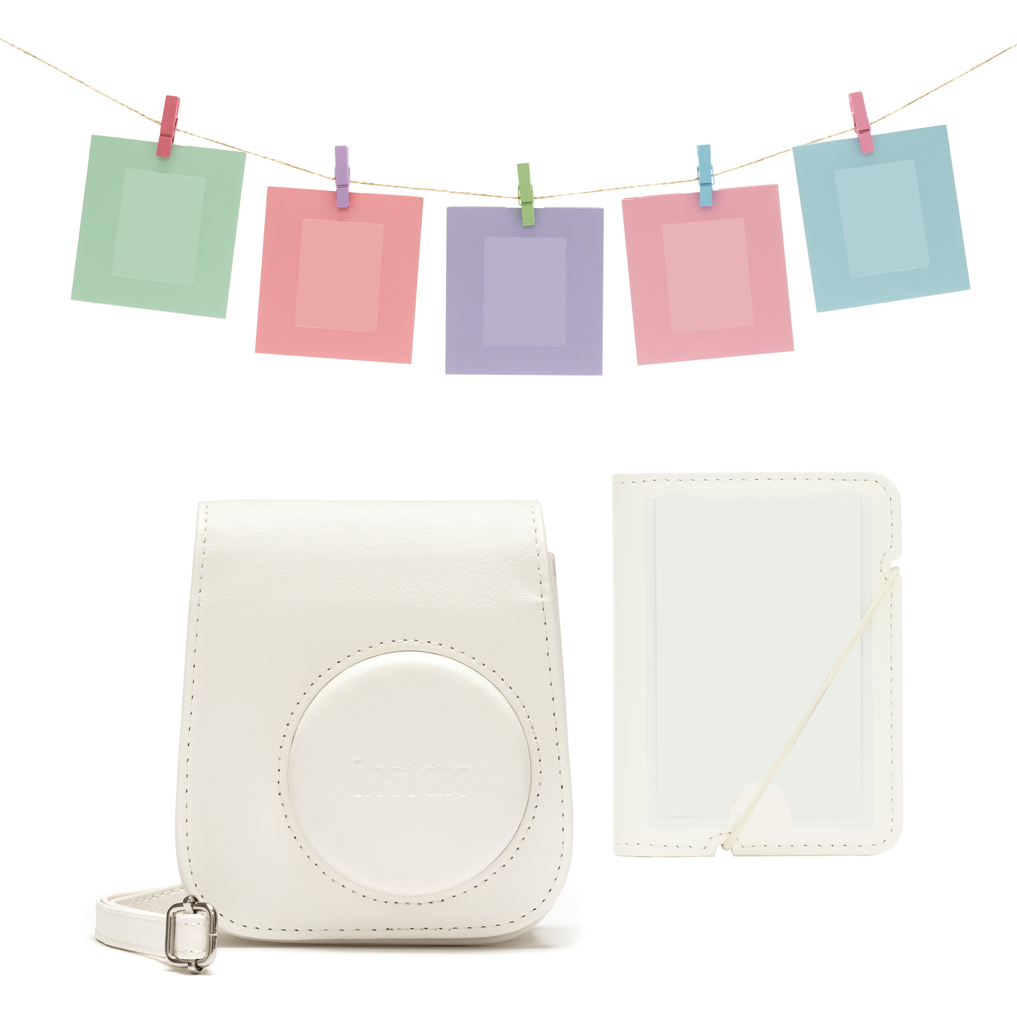 Accessoire kit instax mini 11 - Ice White