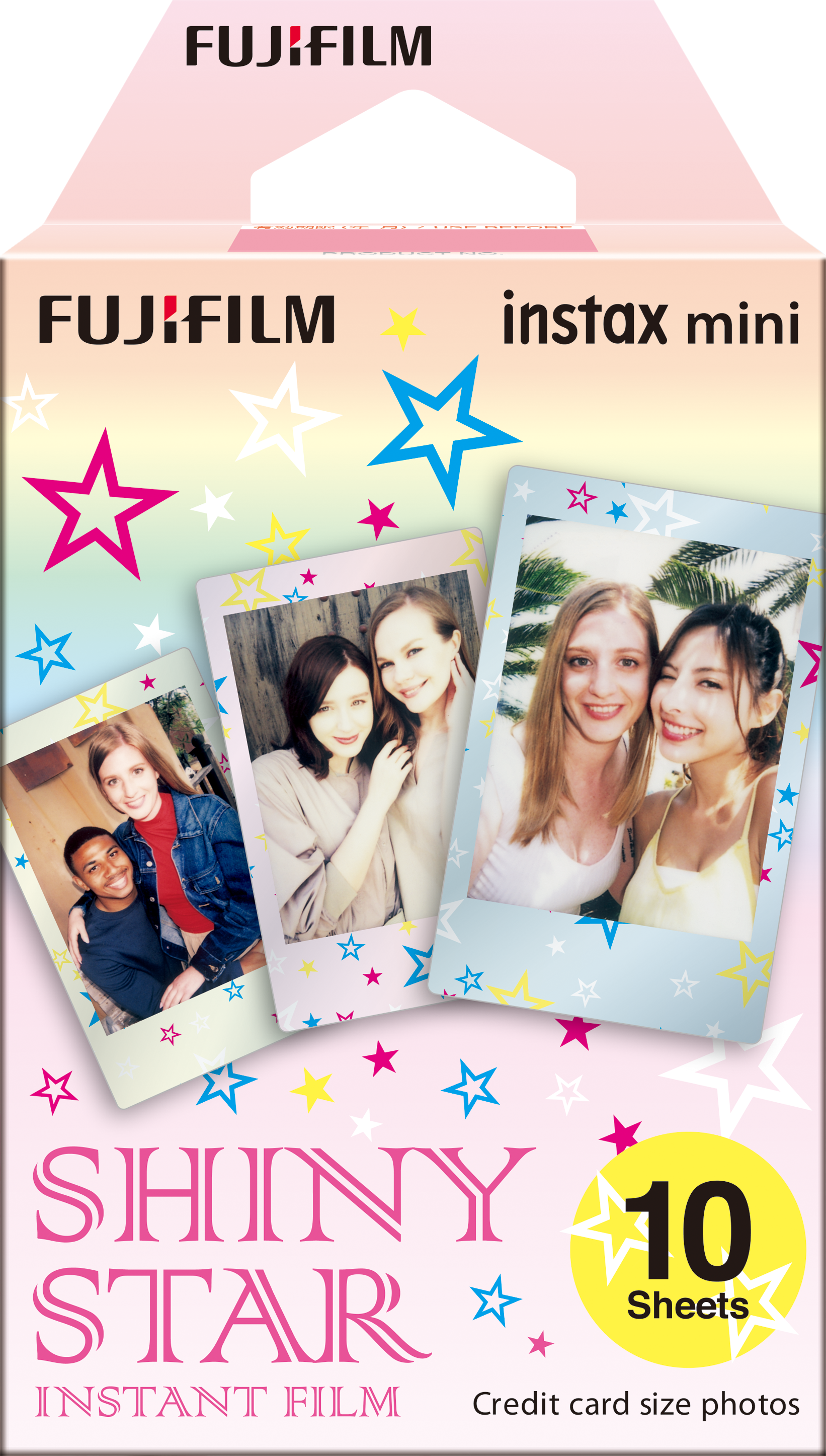 instax mini film Shiny Star